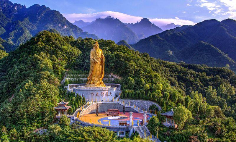 洛阳:河洛文化旅游节邀您畅游灵动山水领略帝都风情